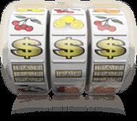 Gokkasten voor geld